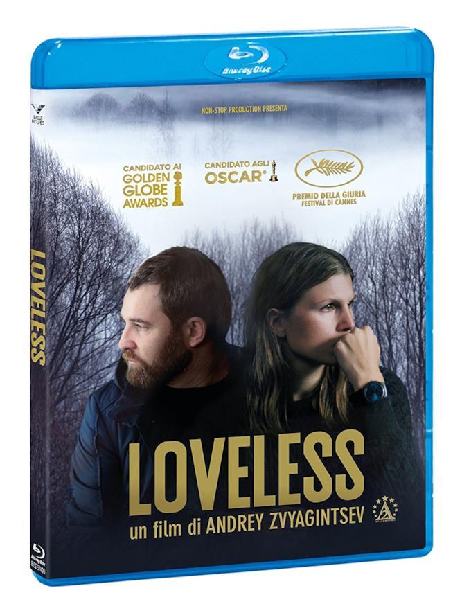 Loveless in Blu-Ray