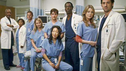 I dottori delle prime stagioni di Grey's Anatomy