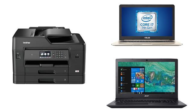 Computer e stampanti in offerta su Amazon