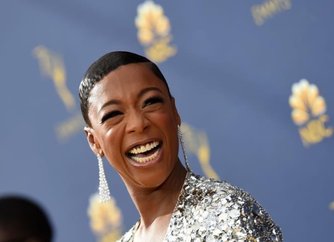 L'attrice Samira Wiley