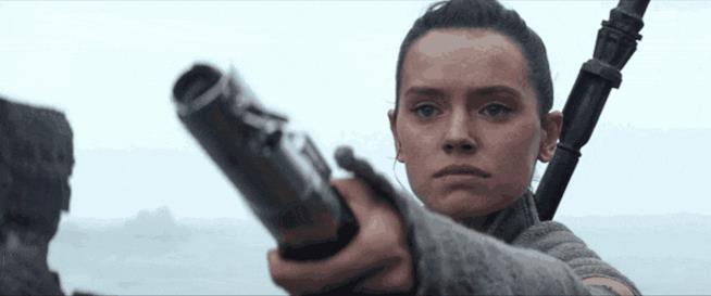 Il Finale di Star Wars: Il Risveglio della forza