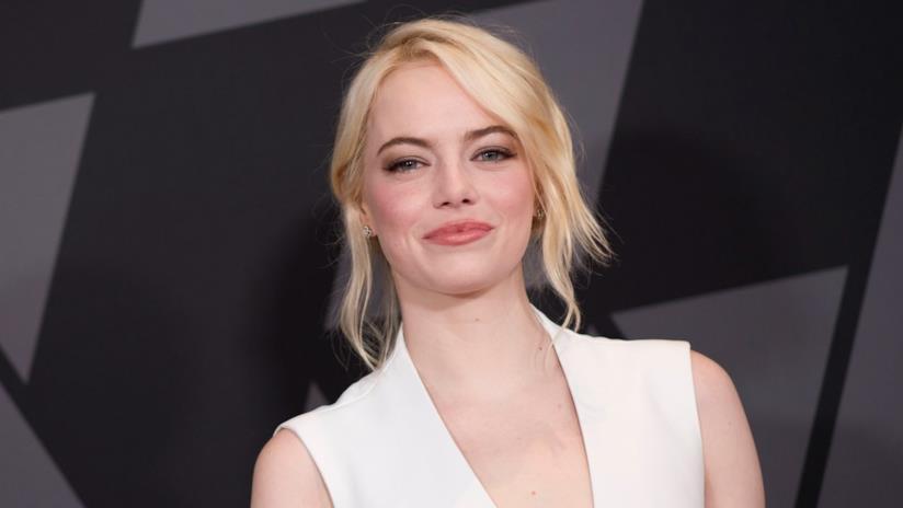 Emma Stone a un evento