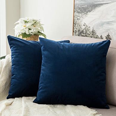 Cuscini blu