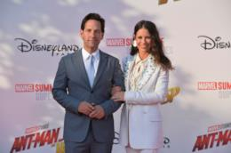 Evangeline Lilly e Paul Rudd