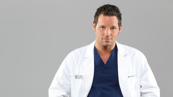 Alex Karev in Grey's Anatomy