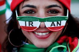 tifosa iraniana