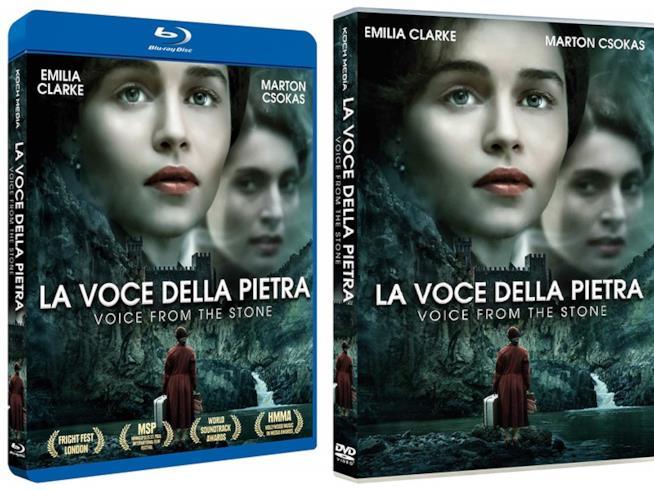La voce della pietra: il DVD e il Blue-ray del film sono disponibili dal 20 settembre 2018