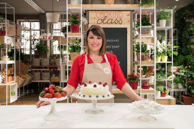 Sonia Peronaci in Cooking Class