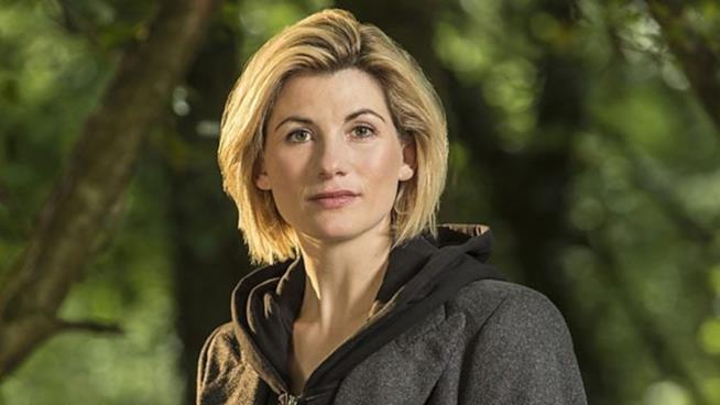Jodie Whittaker nei panni del 13mo dottore di Doctor Who