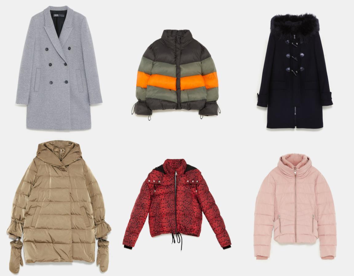 timeless design f451a 27628 Zara Donna: i 10 migliori capispalla per l'inverno 2018-2019