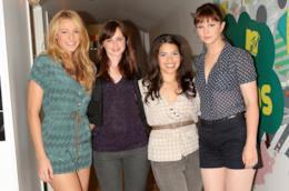 Il cast di Quattro amiche e un paio di jeans