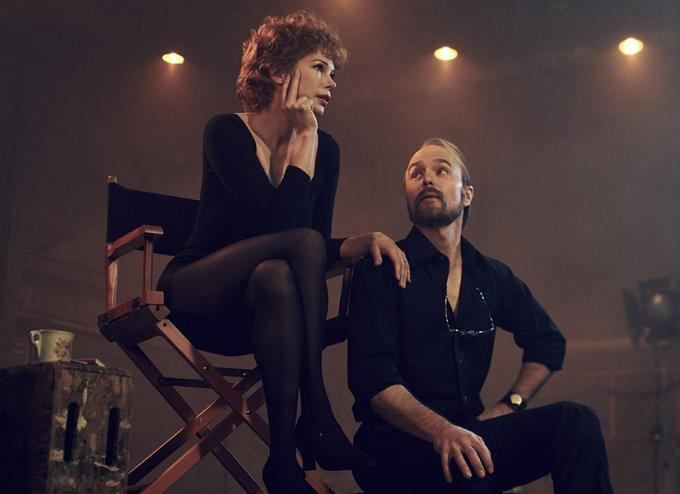 Michelle Williams è Gwen Verdon in Fosse/Verdon