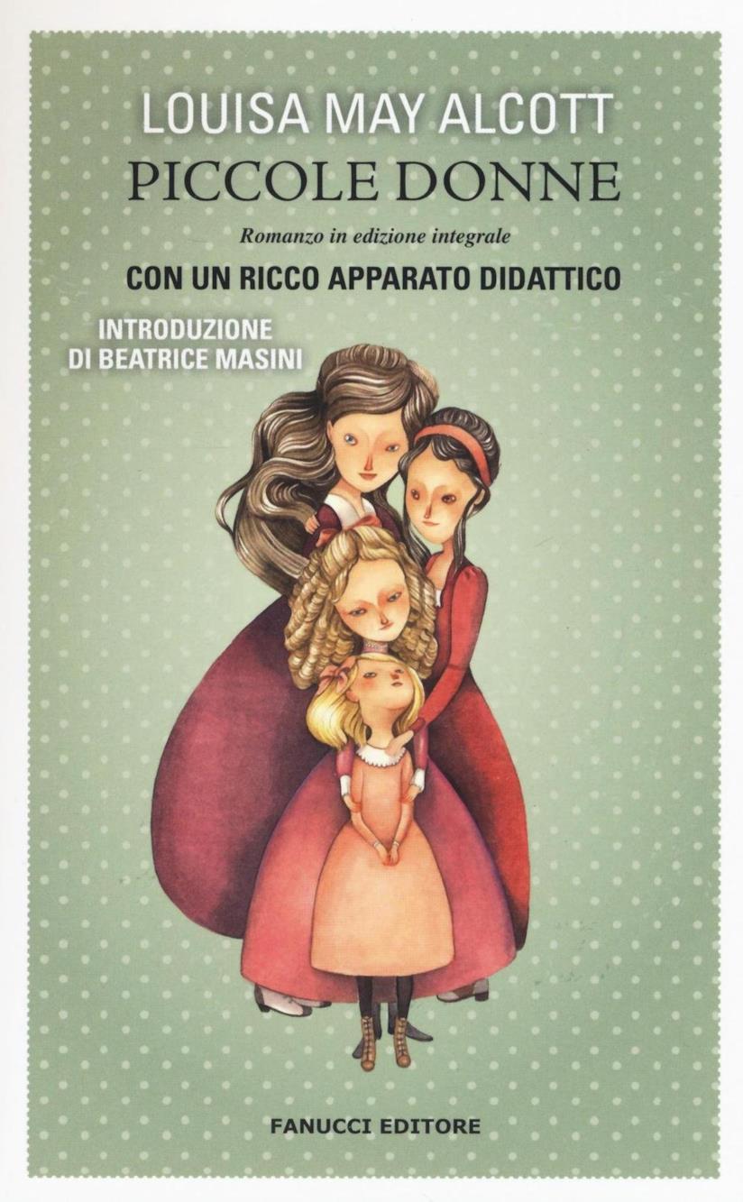 Copertina di Piccole donne a cura di Fanucci Editore