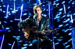 Gabriele Esposito al live di X Factor