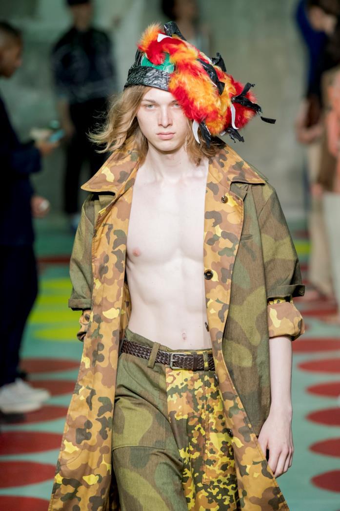 Tendenza moda uomo SS 2020