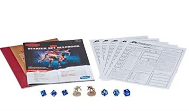 Lo starter set di Dungeons and Dragons a tema Stranger Things