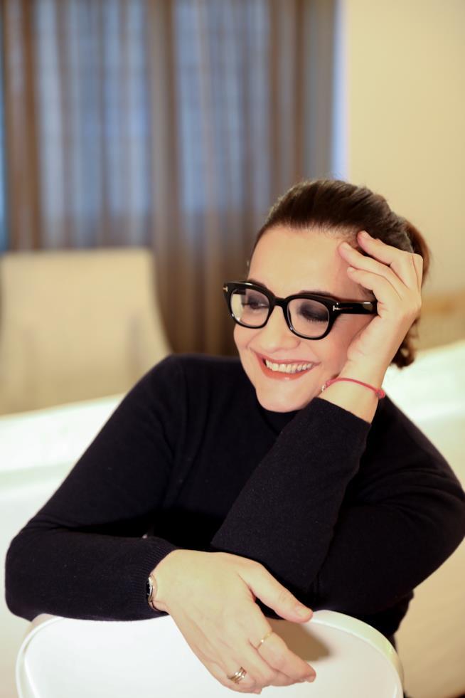 Catena Fiorello in libreria con il suo nuovo romanzo Tutte le volte che ho pianto