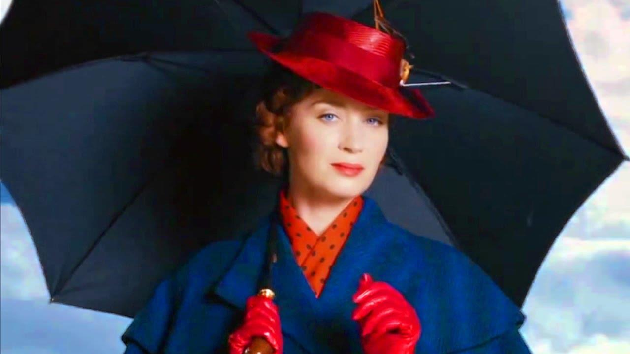 mary poppins returns trailer