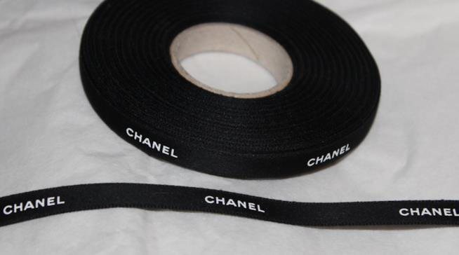 Nastro Chanel avvolto