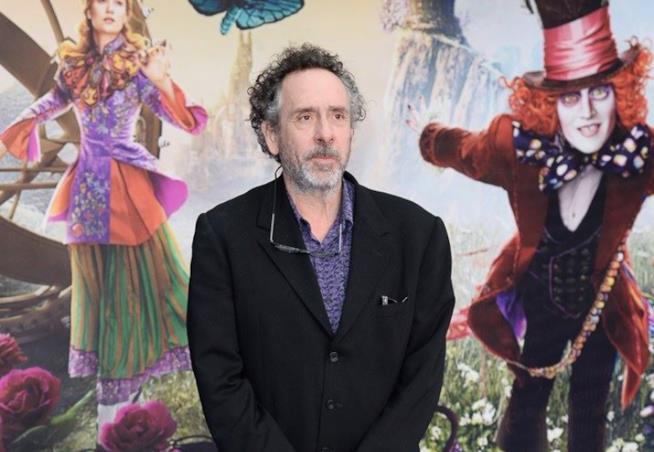 Tim Burton reinterpreta il classico Disney Alice in Wonderland