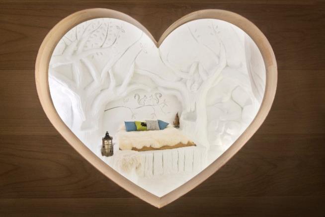 Dormire in chalet fatti di neve a Livigno