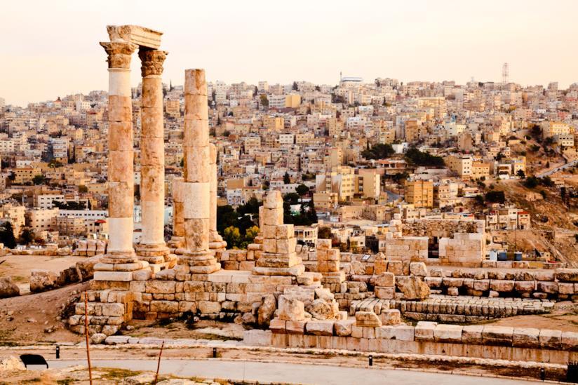 Il cuore archeologico di Amman