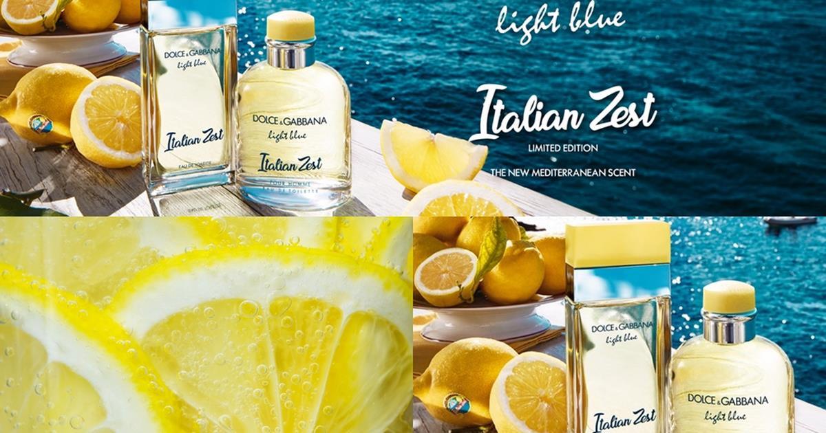 La Recensione Del Profumo Dolce Amp Gabbana Light Blue Italian