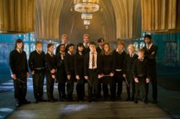 Harry Potter ad Hogwarts