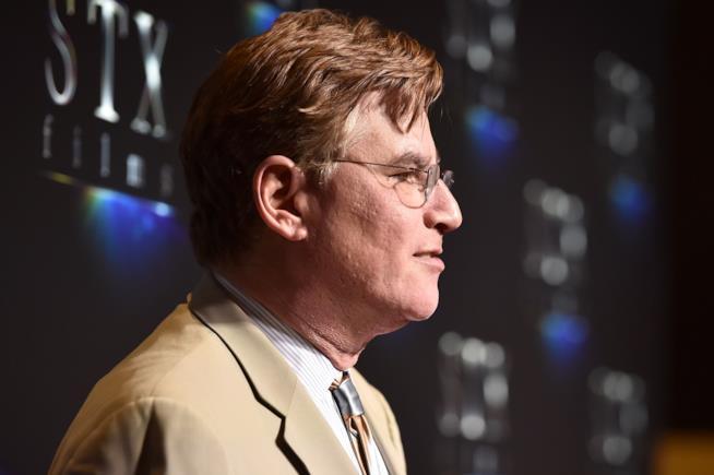 Aaron Sorkin al Comic Con 2017