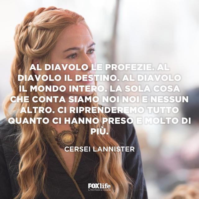Primo piano Cersei Lannister
