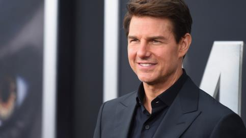 Primo piano di Tom Cruise