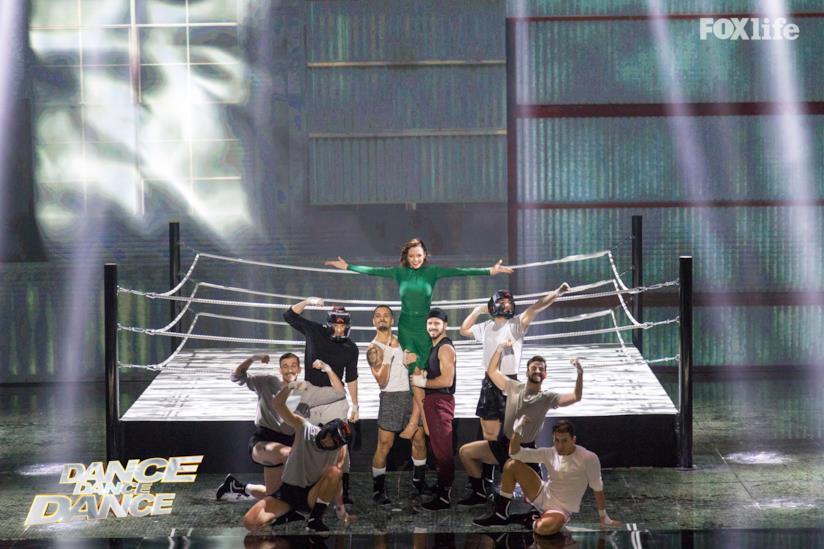 Silvia, esibizione singola nel sesto serale di Dance Dance Dance 2