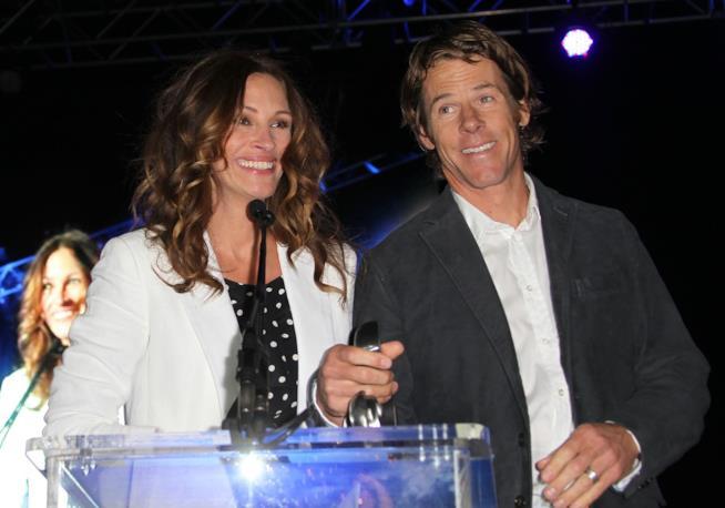 Julia Roberts e Danny Moder