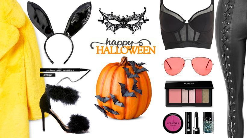 Come vestirsi trasgressive e sexy per Halloween con outfit originali