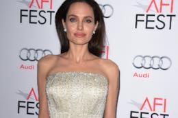 Angelina Jolie su un red carpet