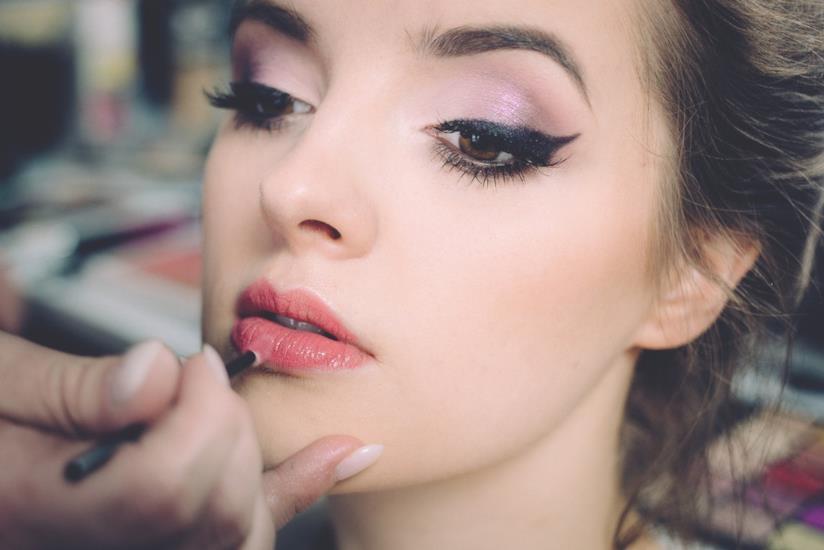 Make up viso e labbra
