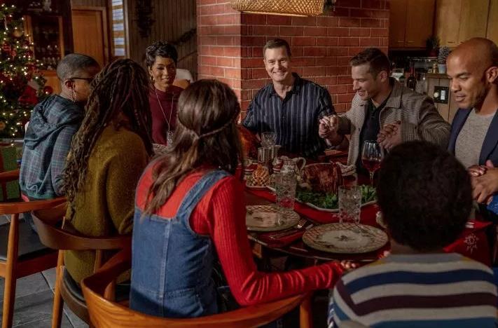 911: un'immagine promozionale dal finale di metà stagione
