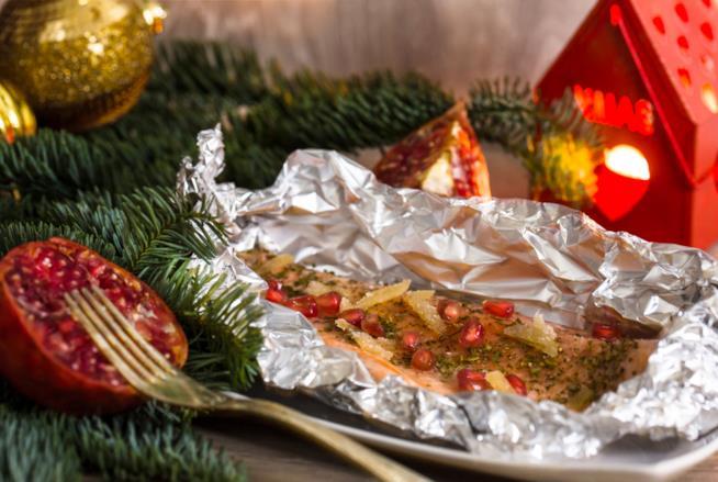 Antipasti Di Pesce Natale.Ricette Di Natale Antipasti Di Pesce Con Scampi Salmone E Baccala