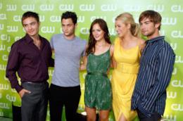 Gossip Girl,il cast nel 2007
