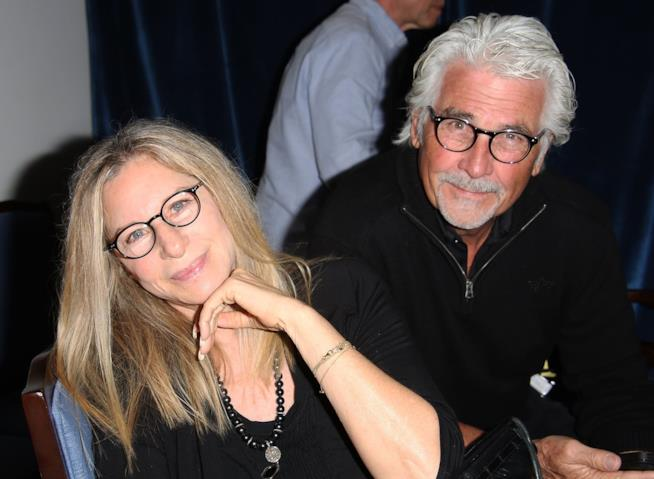 Barbra Streisand e James Brolin