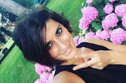 Elisa Isoardi su Instagram