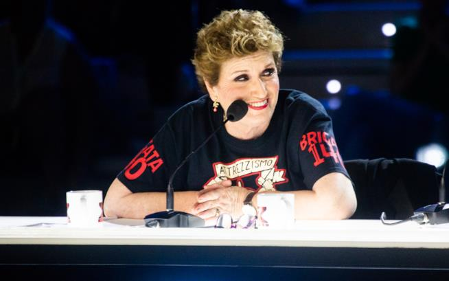 Mara Maionchi a X Factor 2018