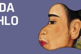 Locandina della mostra Frida Kahlo – Oltre il mito