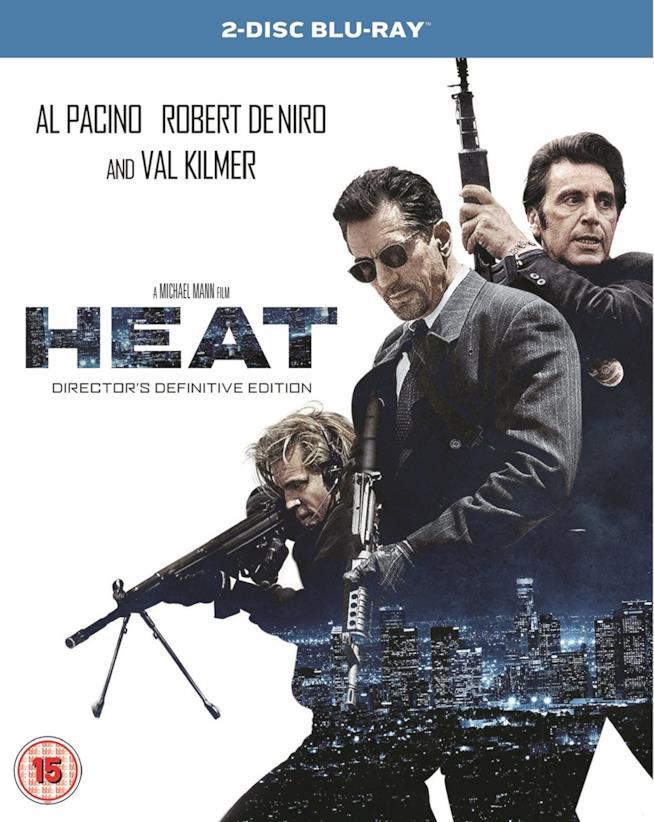 Cofanetto Blu-ray di Heat
