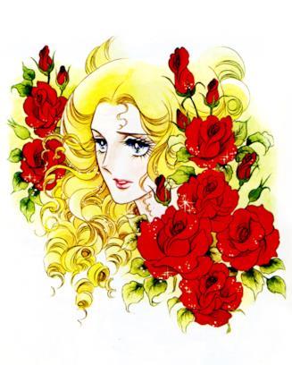La regina Maria Antonietta secondo Riyoko Ikeda