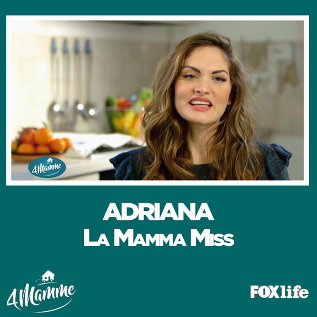La mamma Miss Italia della 2° puntata di 4 mamme a Milano