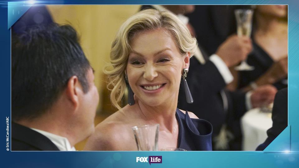 Che sorriso Lizzie North!