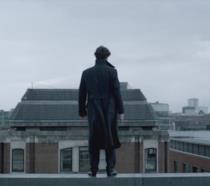 Sherlock pronto a saltare