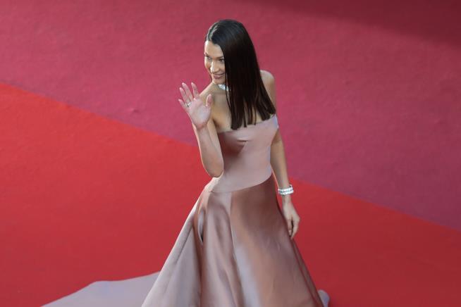 Bella Hadid a Cannes 2018