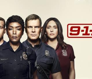 Il cast di 911